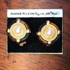 Vintage Anne Klein (Lord and Taylor) earrings
